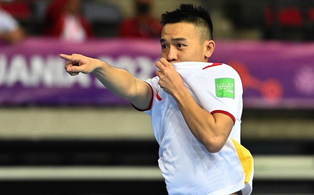 Cầu thủ tuyển futsal Việt Nam