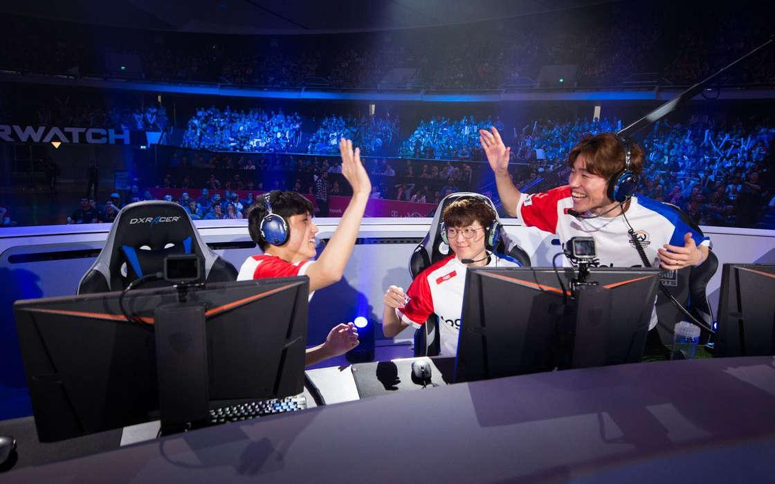 Giải eSports Championships Đông Á 2021 tổ chức tại Seoul Hàn Quốc